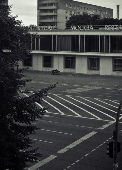 Sunday at Moskau...