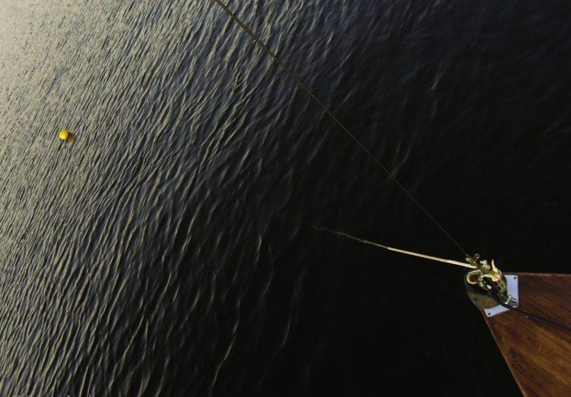 anchored isle                                        3/5(1)