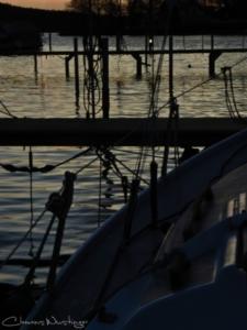 20190121192809 january sunset glow abendrot dock portside 0686 in