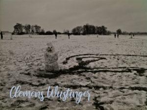 snowmen at THF Berlin